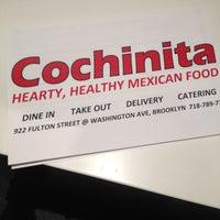 Photo taken at Cochinita by Jay F. on 3/20/2015