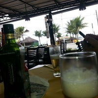 Photo taken at Chacrinha Restaurante & Pizza Bar by André V. on 10/7/2013