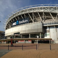 Photo taken at ANZ Stadium by Prinzessin N. on 12/23/2012
