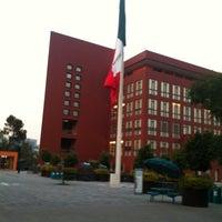 Photo taken at Tecnológico de Monterrey by Itzel T. on 11/27/2012