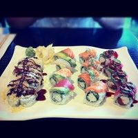 Photo taken at Sushiya by Robert V. on 10/24/2012