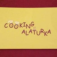 Photo taken at Cooking Alaturka by Mara B. on 2/21/2015