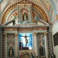Photo taken at Templo Santa Catalina de Siena by Gloria V. on 3/6/2016