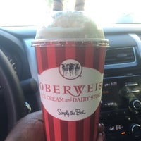 Photo taken at Oberweis Dairy & That Burger Joint by Latoya L. on 6/15/2016