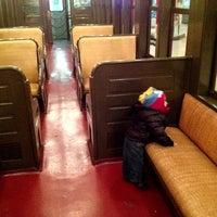 Photo taken at New York Transit Museum by Michael D. on 3/20/2013