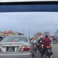 Photo taken at Simpang Empat Semabok by Yos A. on 8/11/2015