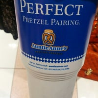 Photo taken at Auntie Anne's by James T. on 11/18/2012