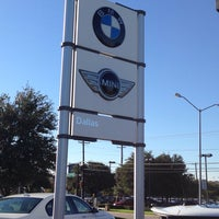 Photo taken at BMW of Dallas by Tim S. on 11/6/2014