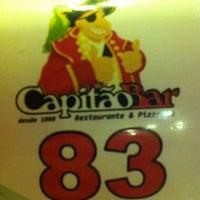 Photo taken at Capitão Bar by Daniel B. on 11/11/2012