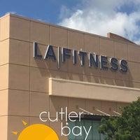 Photo taken at LA Fitness by Sean P. on 9/4/2016