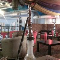 Photo taken at Anatolia Cafe & Hookah Lounge by Drew M. on 5/17/2013