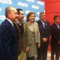 Photo taken at Cine Albéniz by Marivi R. on 11/9/2012