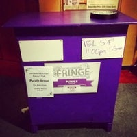 Photo taken at Orlando International Fringe Theatre Festival by @jenvargas . on 5/24/2014