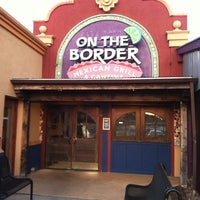 Photo taken at On The Border Mexican Grill & Cantina by CHuck B. on 9/8/2013
