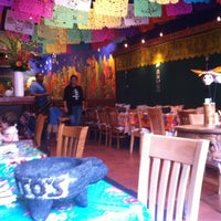 Photo taken at Charrito's by Hannah G. on 10/4/2012