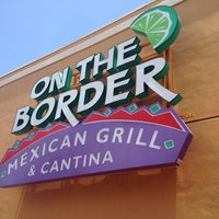 Photo taken at On The Border Mexican Grill & Cantina by Kevin B. on 7/4/2014
