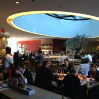 Photo taken at Vapiano by Damian F. on 10/22/2012