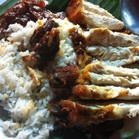 Photo taken at Nasi Lemak Famous by Emy M. on 11/27/2012