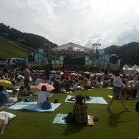 Photo taken at Vivaldi Park by Brian L. on 9/15/2012