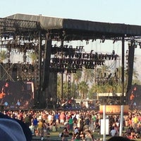 Photo taken at Coachella Main Stage VIP by Christopher P. on 4/22/2013