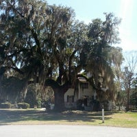 Photo taken at Lowcountry Visitors Center & Museum (at Frampton Plantation) by Karen M. on 3/9/2014