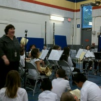 Photo taken at Patrick Henry Elementary School by Justin B. on 5/14/2013