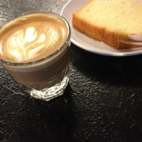 Photo taken at Brew Craft Coffee by Brian K. on 12/16/2012