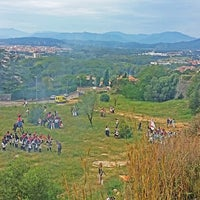 Photo taken at Castell de Montjuïc by jaume m. on 9/21/2014