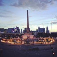 Photo taken at Victory Monument by Piknik L. on 7/21/2013