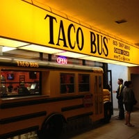 Photo taken at Taco Bus by Lisa M. on 11/30/2012