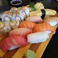 Photo taken at Sango Sushi by Natalia C. on 12/24/2013