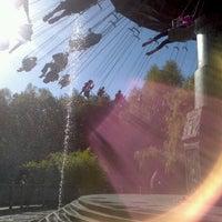 Photo taken at Monkey Swinger by Andrew R. on 9/29/2012