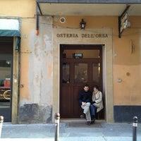 Foto scattata a Osteria dell'Orsa da Natalino H. il 2/11/2013
