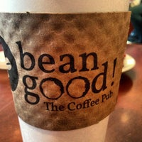 Photo taken at BeanGood: The Coffee Pub by Michael M. on 5/8/2013