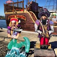 Photo taken at Urban Pirates Cruise by Michael M. on 5/26/2013