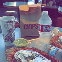 Photo taken at Chipotle Mexican Grill by NasSer M on 3/18/2016