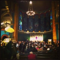 Photo taken at St. Michael's Church by Matt D. on 4/6/2014