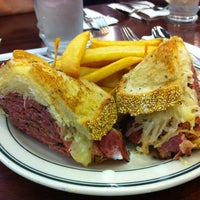 Photo taken at Brent's Deli by Asbed B. on 3/29/2013