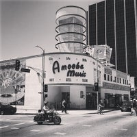 Photo taken at Amoeba Music by Shea B. on 5/12/2013