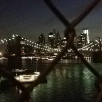 Photo taken at Manhattan Bridge by alexandra f. on 6/10/2013