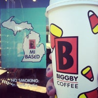 Photo taken at Biggby Coffee by Lauren K. on 10/12/2012