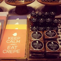 Photo taken at Vanilla Crepe Cafe by Ryuji380 on 6/3/2013