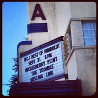 Photo taken at Eureka Theater by Bob D. on 9/22/2012