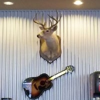 Photo taken at Longhorn Cafe by Wolf H. on 11/10/2013