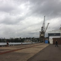 Photo taken at Cockatoo Island by Ash N. on 5/22/2013