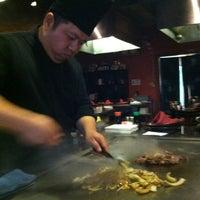 Photo taken at Hon Machi Grill - Ocotillo by Danielle Z. on 3/20/2013