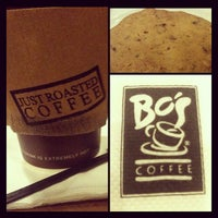 Photo taken at Bo's Coffee by Sean T. on 1/8/2013