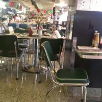 Photo taken at Mel's Drive-In by Lance N. on 12/19/2012