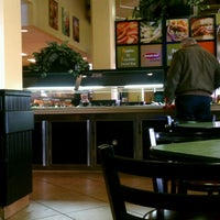 Photo taken at Jason's Deli by Beth C. on 4/16/2013