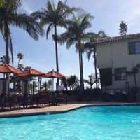 Photo taken at Hyatt Centric Santa Barbara by Phu P. on 6/22/2013